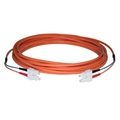 FO OM2 Multimode Patch Cables 50µm LSZH Ruggedized